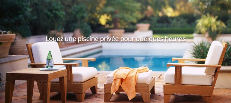 Alquilar una piscina privada por un par de horas con Fewhourz