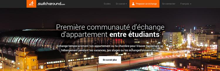 Switcharound facilita el intercambio de alojamientos estudiantiles