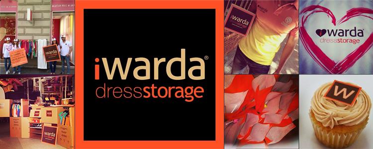 iWarda, un service de stockage de vêtements encore unique